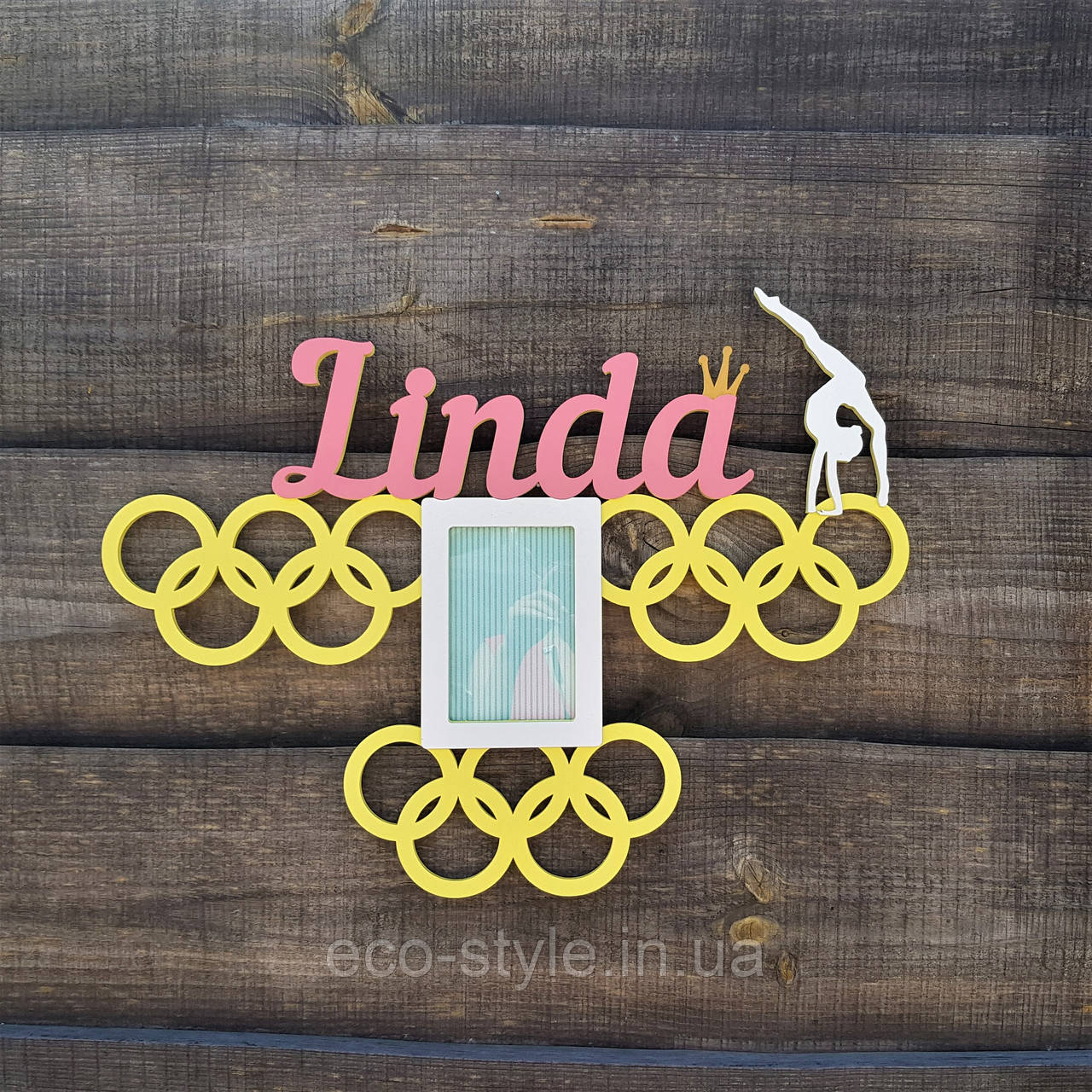 Медальница для гимнастики. Холлдер для медалей для гимнастики