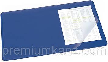 Настольное покрытие с прозрачным слоем 40 х 53 см DURABLE