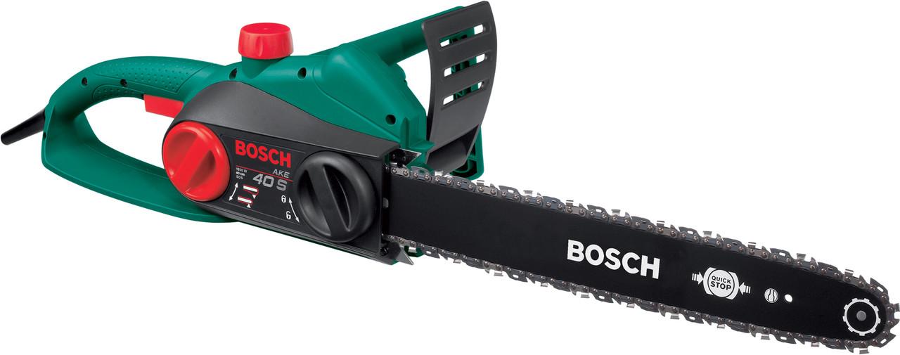 Цепная электрическая пила Bosch AKE 40 . Гарантия 2 года. Германия!