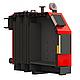 Индустриальный твердотопливный котел Kraft Prom V 250 кВт из котловой стали 8 мм с автоматикой, фото 2