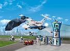 """Конструктор BELA City """"Воздушная полиция: авиабаза"""" 559 деталей , фото 2"""