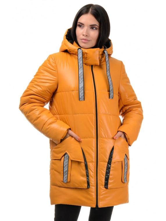 Куртка демісезонна (Гірчиця)