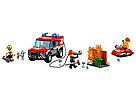 """Конструктор BELA City """"Пожарное депо"""" 533 детали , фото 5"""