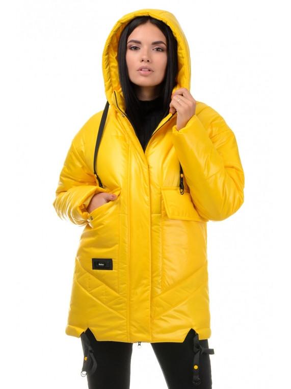 Куртка Зимова (Жовтий)