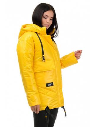 Куртка Зимова (Жовтий), фото 2