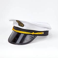 Кепка Капитана Морячка, размер 56-58 см