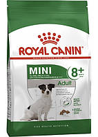 Royal Canin Mini Adult 8+ (Роял Канин Мини Эдалт 8+) для взрослых собак мелких пород от 8 лет (0,8 кг)