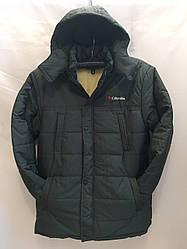 Чоловіча зимова куртка Columbia (Колумбія) на овчині батал рр. 58-66