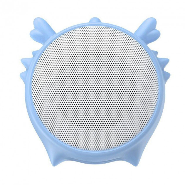 Портативная Bluetooth колонка Baseus Q Chinese Zodiac Wireless Dragon E06, синяя
