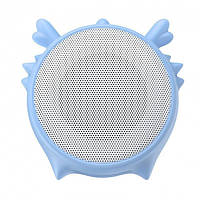 Портативная Bluetooth колонка Baseus Q Chinese Zodiac Wireless Dragon E06, синяя, фото 1