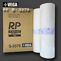 Мастер-пленка для ризографа RISO RP (S-3379) (220 кадров), формат А3 (совместимая)