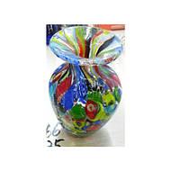 Декор 17-66  ваза для цветнойетов