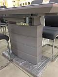 Стол TMM-50-2 серый 110/150х70 (бесплатная доставка), фото 5