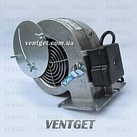 Вентилятор поддува для твердотопливных котлов MPLUSM WPA Х2 боковая заслонка
