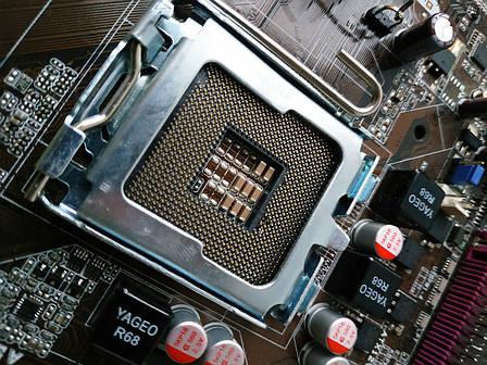 Б/У Материнская плата Asus P5QPL-AM (s775, G41, PCI-Ex16), фото 2