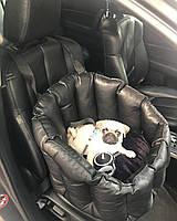 Автокресло для собак, кресло для собак, автокресло для перевозки собак, автокресло, автокресло для животных, фото 7