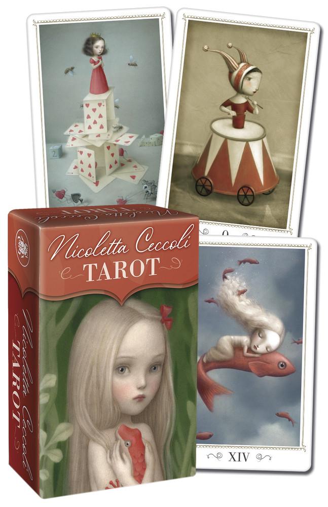 Ceccoli Tarot mini/ Таро Николетта Чекколи мини