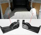 Пластикові захисні накладки на колісні арки для Opel Vivaro С L3 5,3m 2019+, фото 5