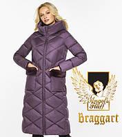 Зимняя теплая куртка воздуховик Braggart Angel's Fluff баклановая