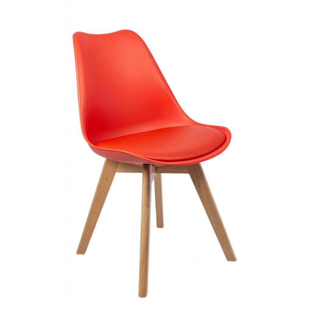 Крісло Bonro B-487 червоне