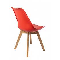 Крісло Bonro B-487 червоне, фото 2