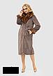 Шуба женская стильная размеры: 46,52, фото 2