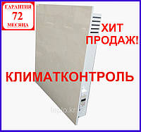Энергосберегающий керамический обогреватель OPTILUX РК1100НВП с терморегулятором ОПТИЛЮКС РК 1100 НВП 60х60см