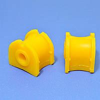 Полиуретановые втулки заднего стабилизатора Renault Duster (2011 ), комплект 2 шт