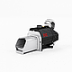Пеллетная горелка факельного типа OXI 26 кВт авторозжиг с функцией памяти и защитой от возгорания, фото 6