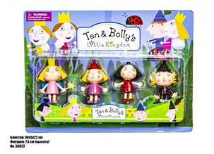 Герои Ben and Holly`s