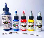 Краски для аэрографии Pro-color. Основные характеристики и рекомендации