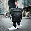Роллтоп рюкзак мужской STREAMER лоукост рюкзак - Фото