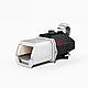 Пеллетная горелка факельного типа OXI 52 кВт авторозжиг с функцией памяти и защитой от возгорания, фото 3