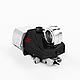 Пеллетная горелка факельного типа OXI 52 кВт авторозжиг с функцией памяти и защитой от возгорания, фото 5