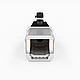 Пеллетная горелка факельного типа OXI 82 кВт авторозжиг с функцией памяти и защитой от возгорания, фото 7