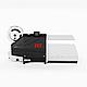 Пеллетная горелка факельного типа OXI 82 кВт авторозжиг с функцией памяти и защитой от возгорания, фото 3