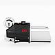 Пеллетная горелка факельного типа OXI 82 кВт авторозжиг с функцией памяти и защитой от возгорания, фото 5