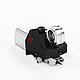 Пеллетная горелка факельного типа OXI 82 кВт авторозжиг с функцией памяти и защитой от возгорания, фото 4