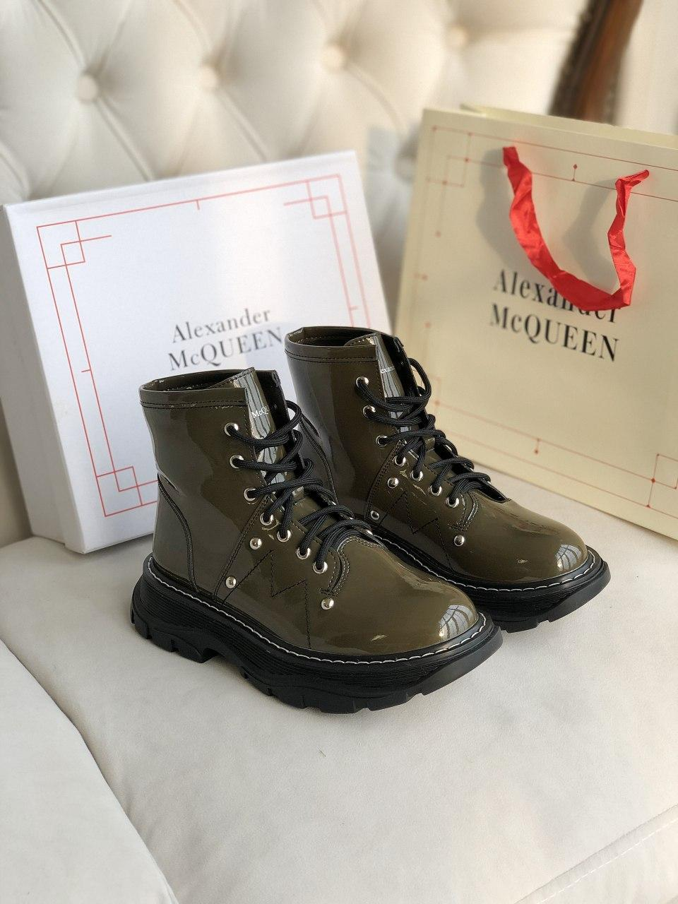 Черевики жіночі ALEXANDER MCQUEEN Tread Slick Boots