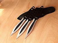 Набор метательных ножей Grand Way F030 3 в 1 / ножи для метания / метательные ножи
