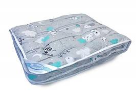 """Детское теплое антиаллергенное одеяло """"ОПТИМА"""" 105х140"""