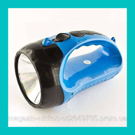 Ручной светодиодный фонарик YJ 2817 аккумуляторный!Опт