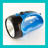 Ручной светодиодный фонарик YJ 2817 аккумуляторный!Опт, фото 1