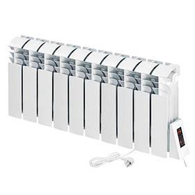 Електричний радіатор Flyme Mini 10 секції / 990 Вт / під низький підвіконня
