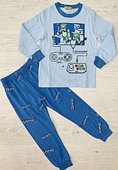 Пижама для мальчика на микрофлисе, Венгрия, Setty Koop, арт. 097