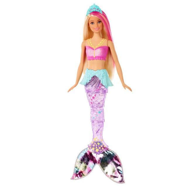 """Кукла Barbie """"Русалочка підводне сяйво"""""""
