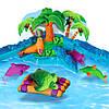 Набор Плавающий Кинетический песок Райский остров. Kinetic Sand Float, Paradise Island. Оригинал Spin Master