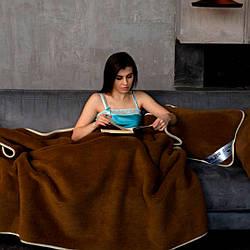 Эксклюзивный постельный комплект с шерсти верблюда. Шерсть/сатин. Разные размеры + подарок