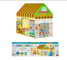 Игровая палатка-домик для детей (Школа) домик / School House, фото 3
