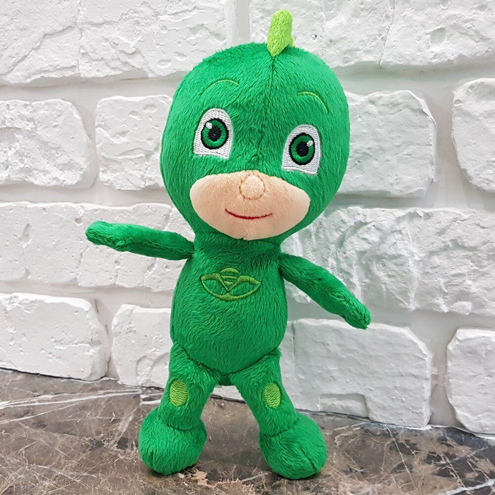 М'яка іграшка Weber Toys PJMasks Грег Гекко 23см